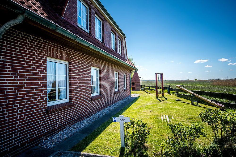 Haus Nordstern - Blick in die Weite