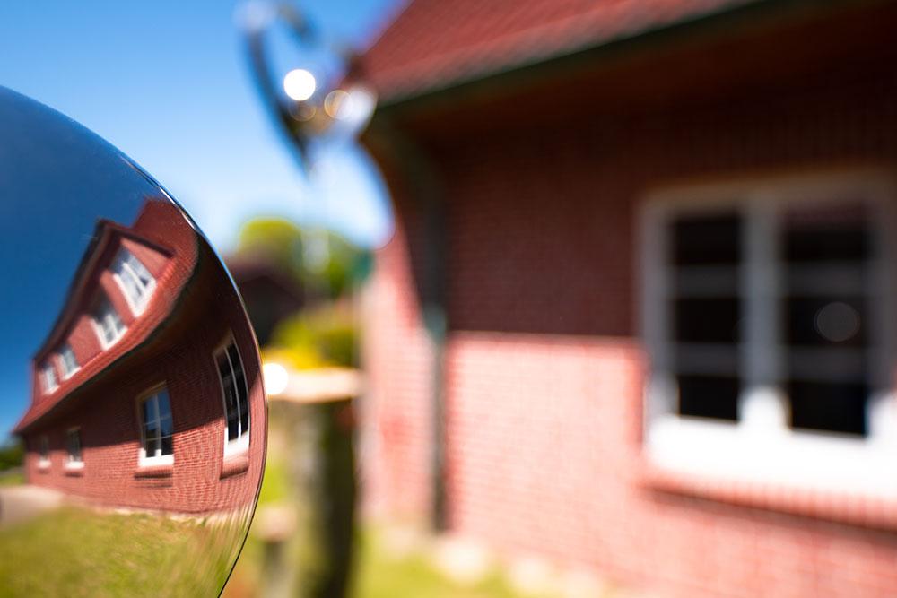 Haus Nordstern - mit der Kristallkugel in die Zukunft geblickt