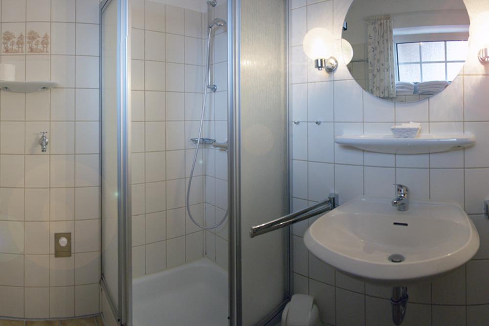 Badezimmer Langeoog, Haus Nordstern