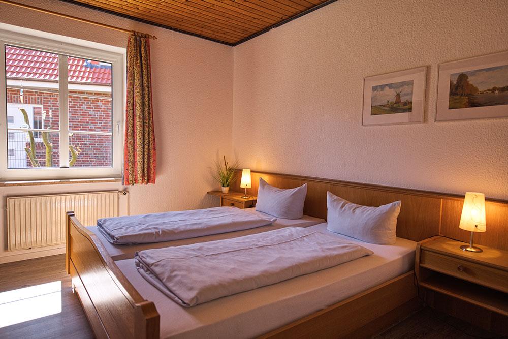 Elternzimmer Langeoog, Haus Nordstern