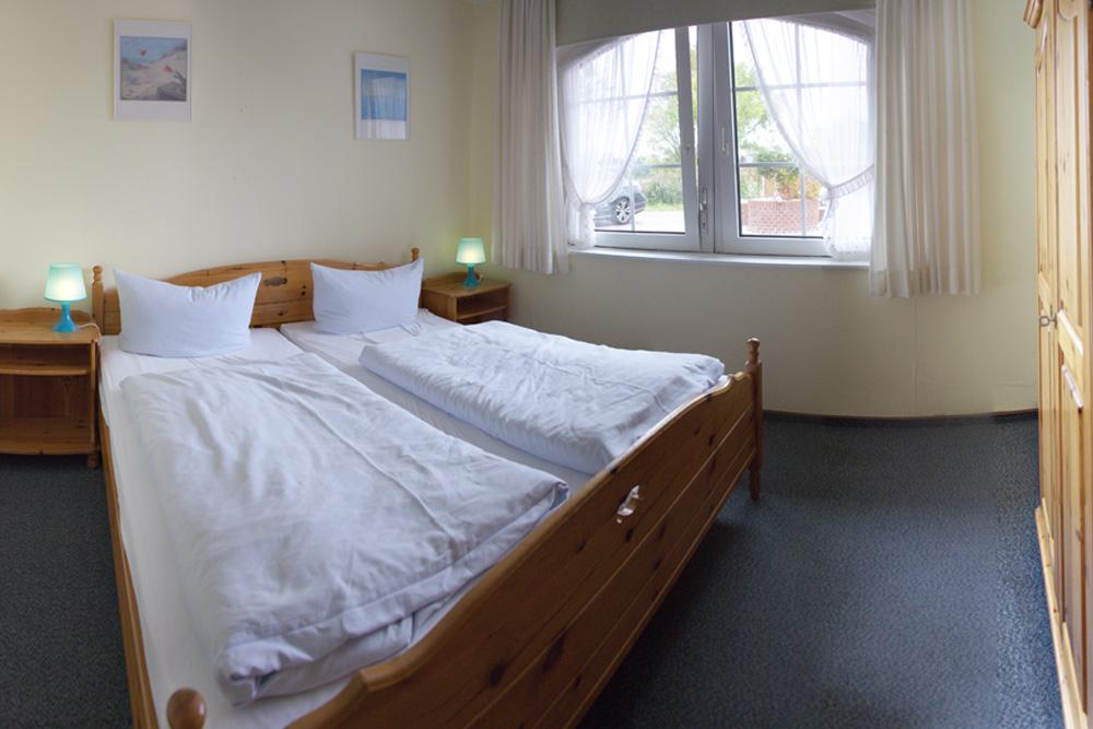 Schlafzimmer Lütje Hörn, Haus Nordstern