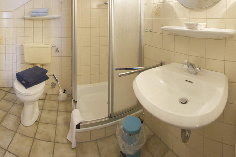 Badezimmer Olde Oog, Haus Nordstern