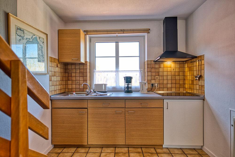 Haus Nordstern Wangerooge - Küche
