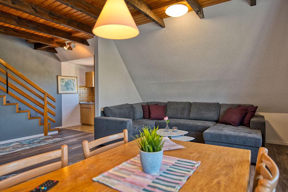 Haus Nordstern Wangerooge - Wohnzimmer